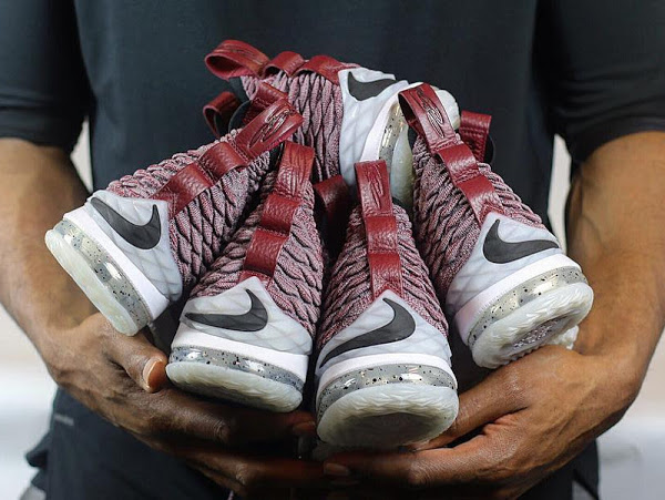 """488b5a6307a ... 05-11-2017 The Nike LeBron 15 """"Red Wine"""" is Coming Out Soon"""