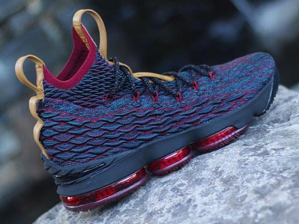 more photos 076f7 9097e The Nike LeBron 15