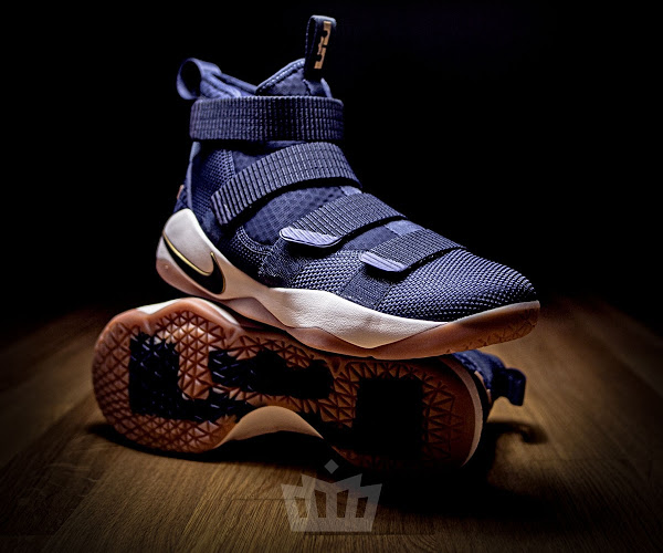 check out dd227 89d6f This Nike LeBron Soldier 11 is Ideal Match For Cavs ...