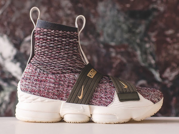detailed look 916a9 c33ae Ronnie Fieg Shows 3 Different Ways to Rock Strapped Kith ...