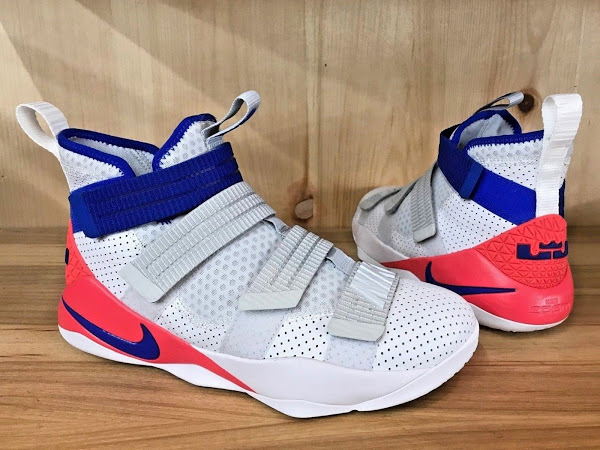 new product 6bb53 f04c5 For Colorway #20 Air Max 180 Inspires Nike LeBron Soldier 11 ...