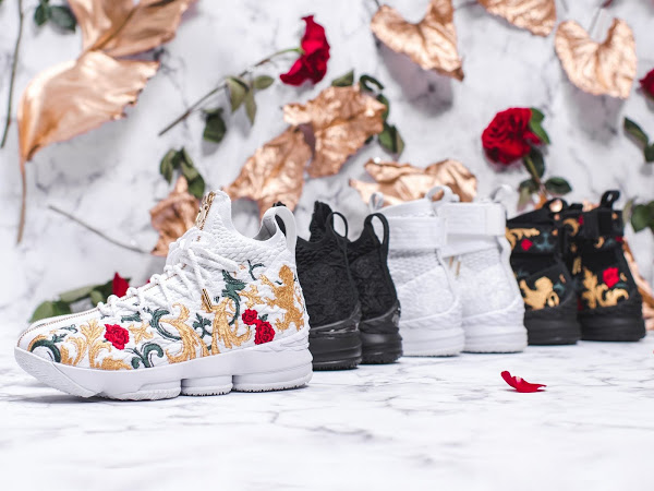 a0f8d0672ba43 ... Nike LeBron 15 Birthday Collection – Release Date  12-02-2018 KITH X  LEBRON  Long Live The King  Chapter 2 Release Details