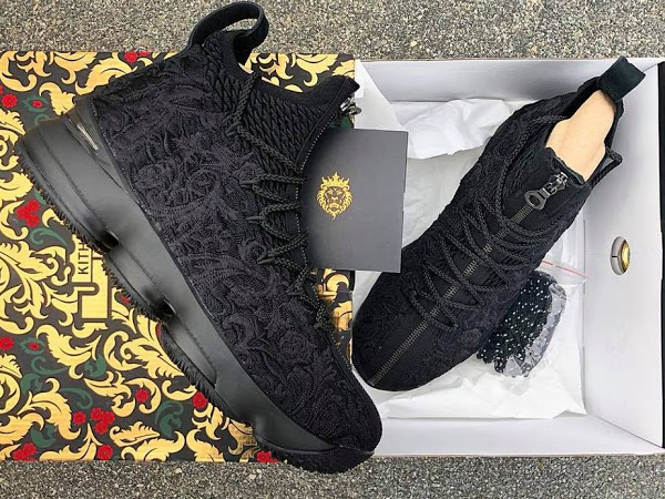 c558f2b48d9a0 ... Chapter Two  08-09-2017 Different Shapes and Forms of the Nike LeBron 15   21-02-2018 Get Up Close and Personal with  Suit of Armour  KITH X LeBron 15  ...