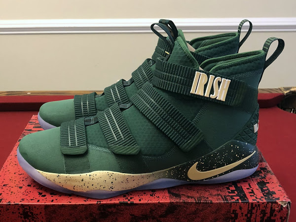 2363de30611f4 ... 22-02-2018 Nike LeBron Soldier 11 St. Vincent St. Mary PE (Green) ...