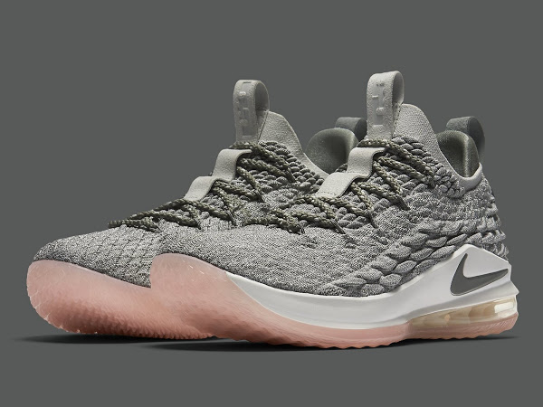 22-03-2018  Light Bone  Nike LeBron XV Low – Catalog Images ... ab9a0a2c4