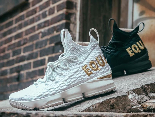 19-03-2018 Someone Has Actually Completed the Nike LeBron 15  Equality   Challenge ... acbd237b3