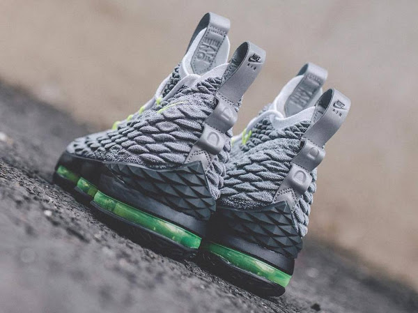 info for d3f7b 40c24 Nike LeBron Watch 15 Chapter 4 is Inspired by Air Max 95 ...