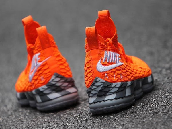 info for 9ef6f 0fd53 Nike's First Orange Box Inspires the Latest Nike LeBron ...