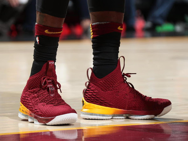 ... 30-04-2018 King James Pours in 45 Points in  CavFanatic  LeBron 15 PEs  in Game 7 ... 5a6d0a510