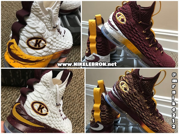 ... 12-05-2018 There are Four Different Nike LeBron 15  Christ the King  PEs ! 51c392655