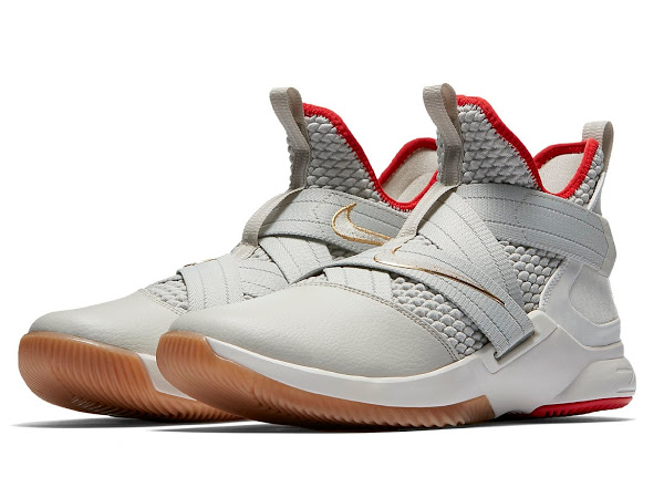 Nike Uses Popular Energy Look for Upcoming LeBron Soldier 12
